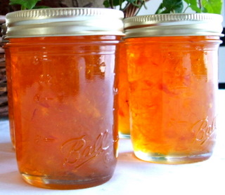 Meyer Lemon and Orange Marmalade